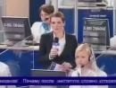 Прямая линия с Путиным Бабка матершинница звонит Путину на прямой эфир