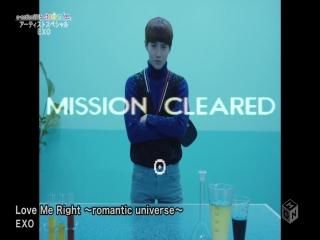 EXO - Love Me Right ~Romantic Universe~ (AAC-M-ON!-1080i-Tellu).ts