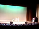 фольклорный украинский танец