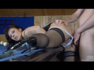 Ferro Network - Секс со зрелой