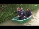 Полиция Франции за работой.