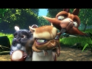Big Buck BUNNY(Pixar Short Film)  Большой кролик Бак: Большой Зай