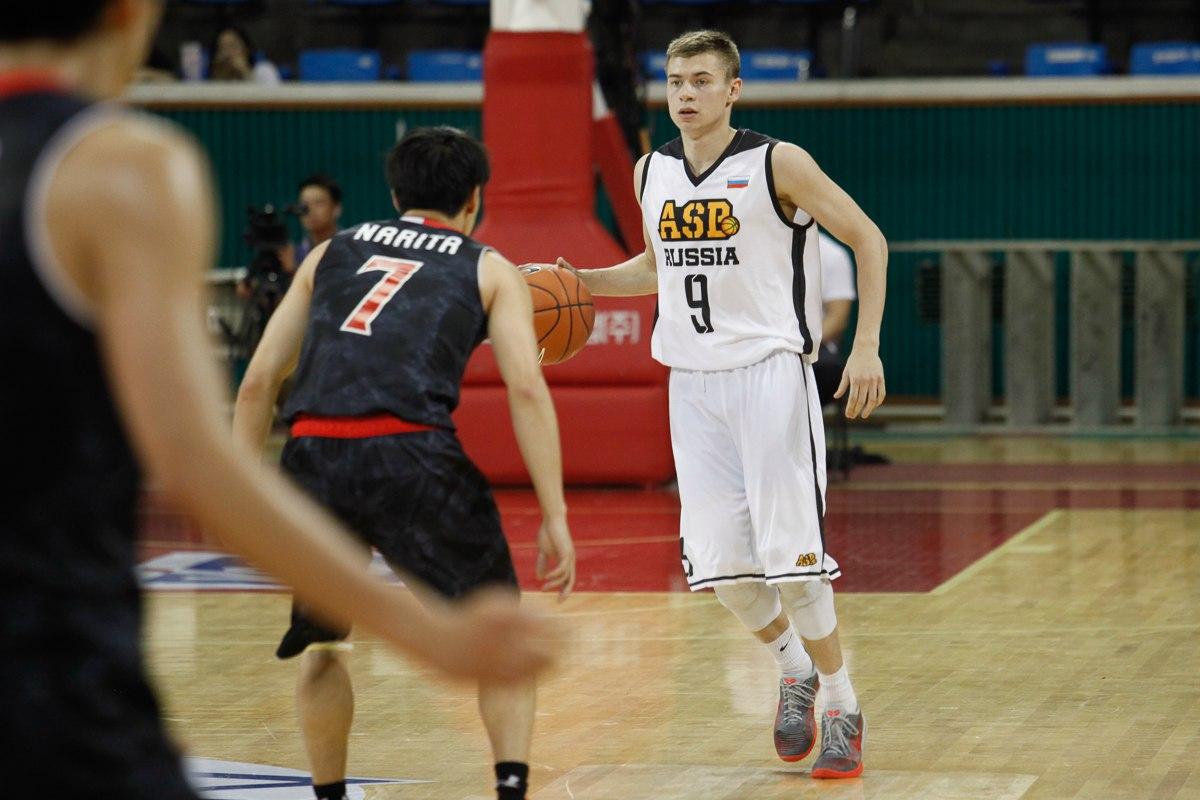 044df783 Михаил Антонов, МГАФК: «Корея-2 – это быстрый баскетбол, отсутствие особого  позиционного нападения и постоянные броски»