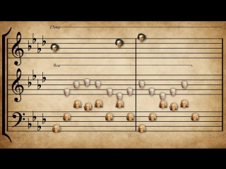 57 classical melodies by 33 composers in 6 minutes!