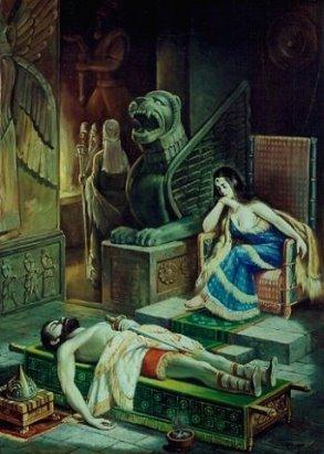 Ара Прекрасный и Семирамида