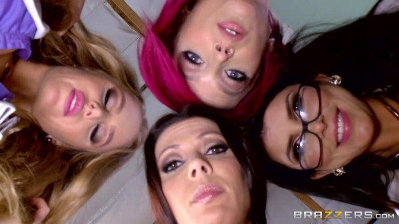 """""Медсестри отебли пациента"""" - The Last Dick On Earth  - Anna Bell Peaks, Nicole Aniston, Rachel Starr, Romi Rayn"