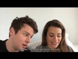 Digital #Ham4Ham 3-30 - Hamilton Pillow Talk with Lea and Groff [rus sub]