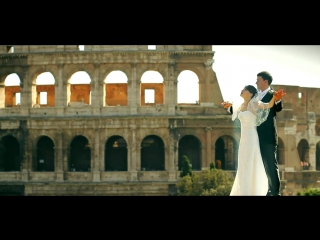 Свадьба в Италии  в Риме Дениса и Елены