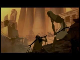 Принц Египта   The Prince of Egypt (1998) Избави Нас (На Английском)   Deliver Us