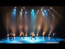 Незабываемое Шоу под дождём 06.12.2015. Питерский театр танца Искушение