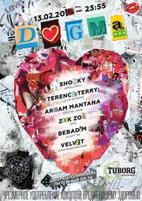 13 FEB: DOGMA by SPECIAL CASE