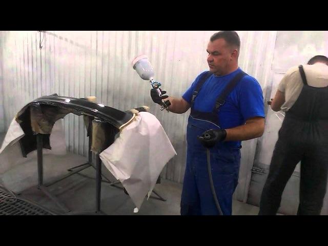HYVST воздущный краскопульт среднего давления
