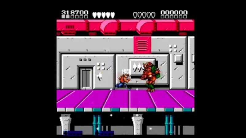 Battletoads Double Dragon modhack L7 glitch