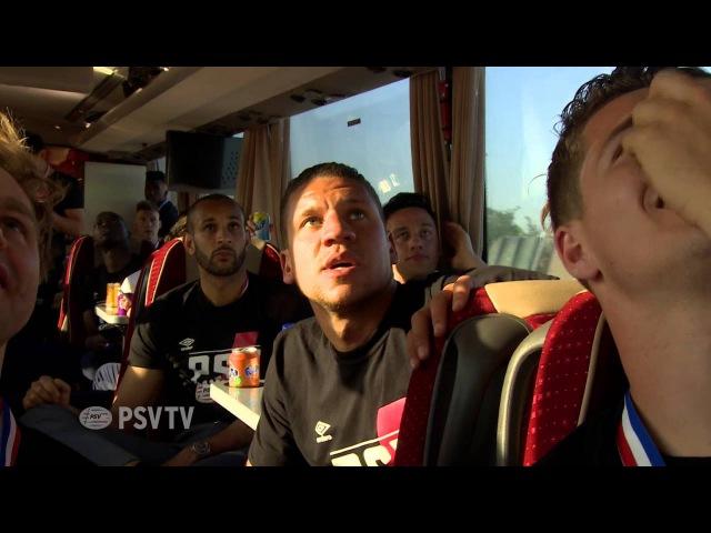 PSV selectie kijkt samenvatting De Graafschap Ajax