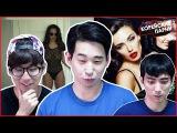 Реакция корейцев на клип