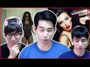 "Реакция корейцев на клип: ""SEREBRO - ПЕРЕПУТАЛА"" | Корейские парни Korean guys"