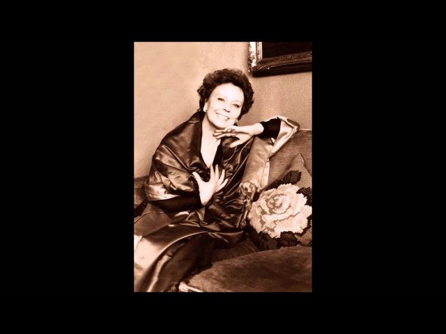 Magda Olivero - Non m'amava (Alfonso Guercia - Ernesto Del Preite)