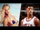 Truth Or Dare HORSE: Jimmy Butler Vs. Erin Heatherton   Sports Illustrated Swimsuit