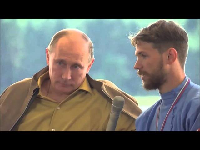 Ансамбль казачьей песни Сокол и В.В. Путин о традиционной казачьей культуре