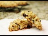 Овсяное печенье на кефире. Простые рецепты