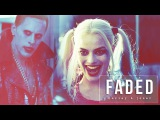 ► harley quinn + joker /  the monsters running wild inside of me