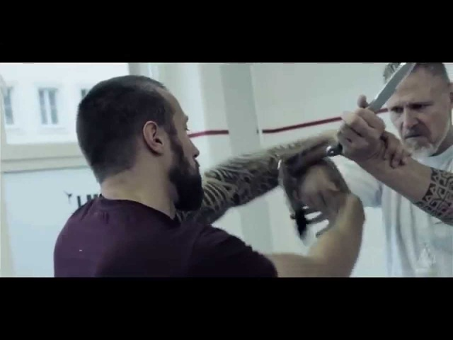SAMI Combat Systems - Knife Fighting Concept - High Level Skill Training (Knife switch)