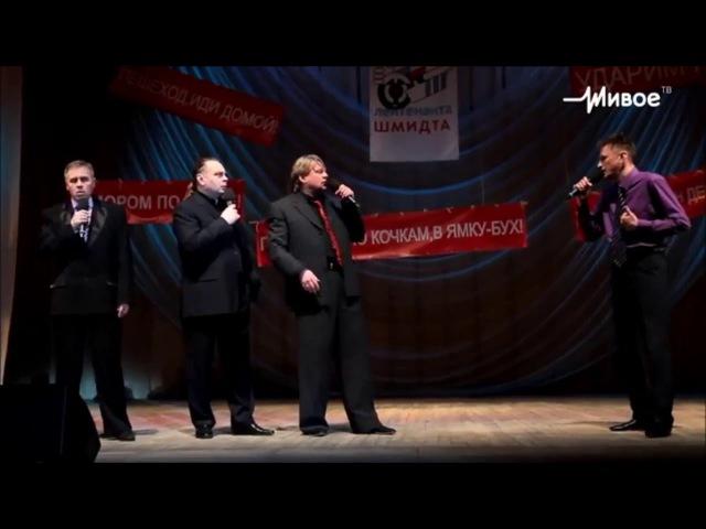 ДЛШ. Песня выпускников детского сада. Ю-марафон-2015