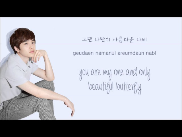 8 февр. 2014 г. EXO-K - Dont Go (나비소녀) (Color Coded HangulRomEng Lyrics)