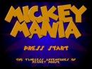 Mega-CD Longplay [005] Mickey Mania - The Timeless Adventures of Mickey Mouse
