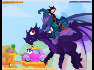 ВИЛЛИ Wheely 6 Мультфильм игра для детей малышей КРАСНАЯ МАШИНКА часть 1