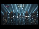 EXO 엑소 Front Runner Stage '으르렁 Growl ' KBS MUSIC BANK 2013 08 16