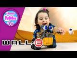 HAPPY MILA TV 140 | валли - из мультка про валли и еву - интерактивная говорящая игрушка робот валли - дисней
