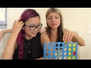 Pornstar Gina Gerson plays Connect Four Russian style