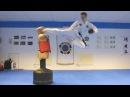 Taekwondo Kicking and Training Sampler on the BOB XL