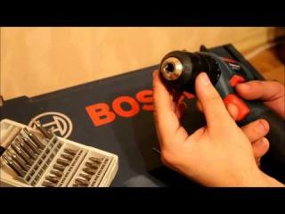 Новинка! - Шуруповёрт BOSCH GSR 1080 2 LI Professional