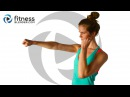 Кардио-кикбоксинг и кардиотренировка с собственным весом - Жиросжигающая интервальная кардиотренировка. Cardio Kickboxing and Bodyweight Cardio Workout - Fat Burning Intervals