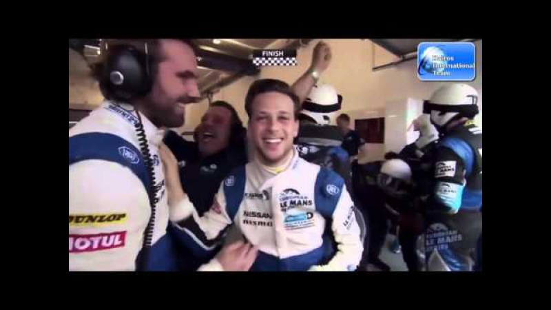 Kairos Technologies Победа Greaves Motorsport Чемпионат Европы LeMans 24 октябрь, 2015 1