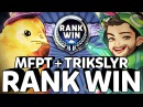 RANK WIN Heroes of the Storm Hero League Gameplay MFPALLYTIME TRIKSLYR Squadron Rank Win