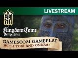 Новый геймплей Kingdom Come: Deliverance