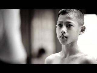 Тайский бокс. Побуждение к тренировкам 1
