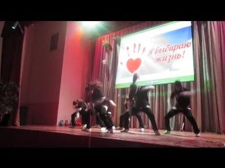 Современные танцы. Руководитель - ГУРГЕН МАНУКЯН