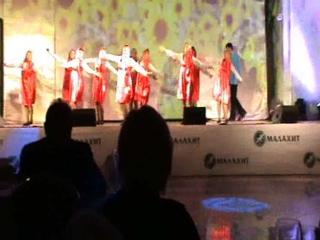 Танец Минута Славы Чебаркуль