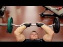 Как накачать бицепс и трицепс? Тренировка рук от чемпиона!