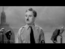 Величайшая речь Чарли Чаплина в сатирическом фильме Великий диктатор - 1940 г