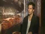 Неуправляемый/Unstoppable (2010) Интервью №2 с Крисом Пайном