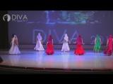 Танец живота (восточный танец), преподаватель Ксения Чурилова танцевальная школа DIVA Studio СПб