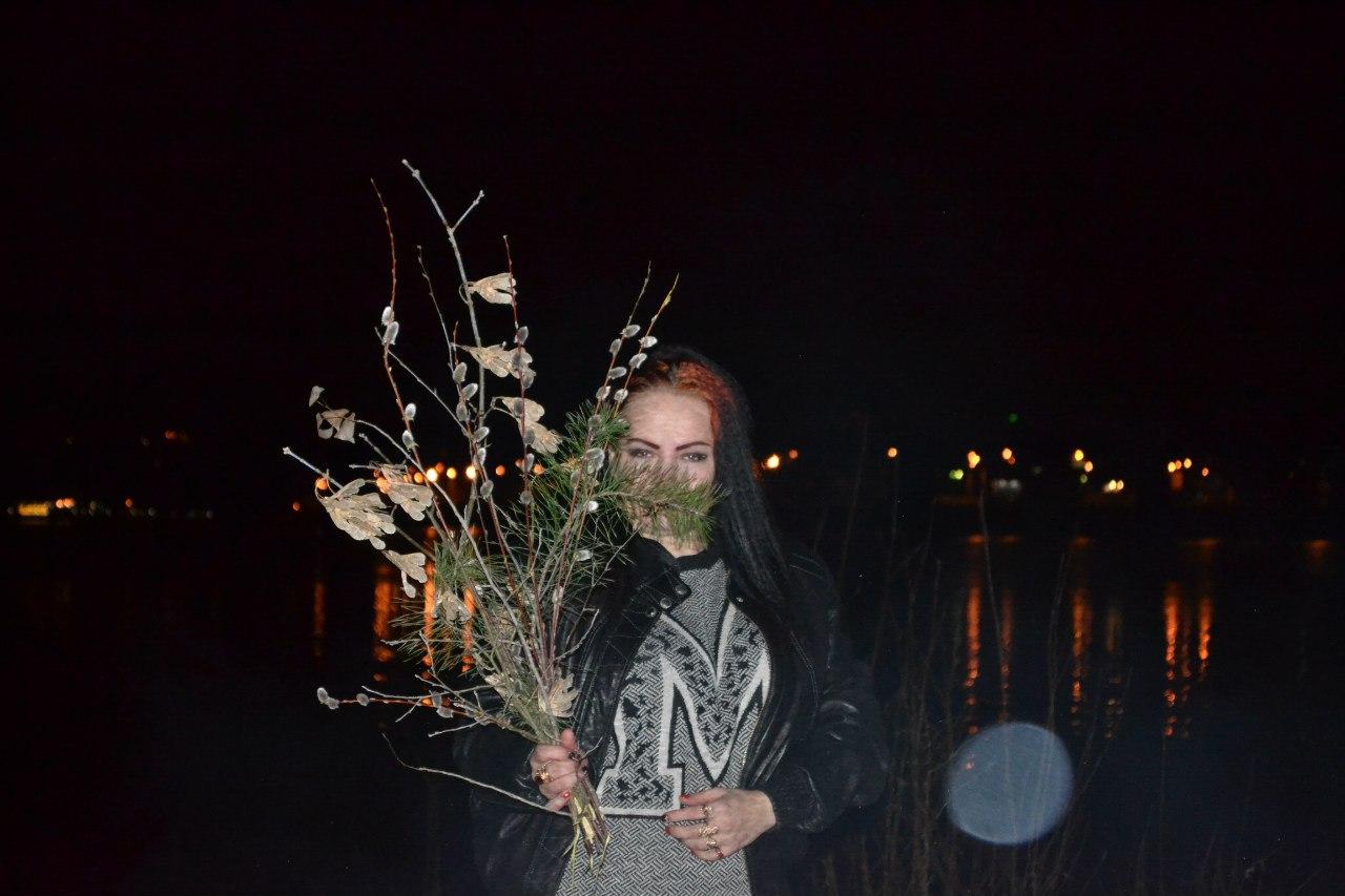 10.03.16 г. Киев. Труханов остров. Елена Руденко QQR_bYcH0s8