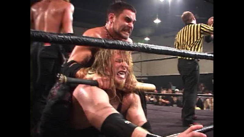 CZW A Higher Level Of Pain (13.04.2002) (Pt.2)