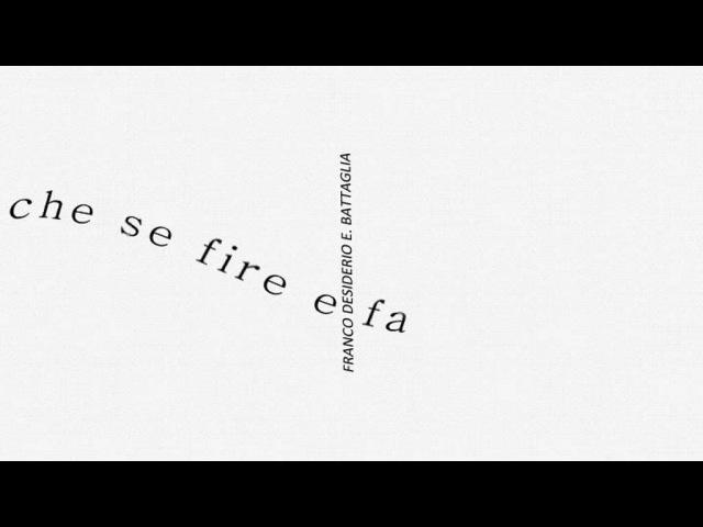 CHILLU MUORZE E FEMMENA E.B. MUSIC EMANUELE BATTAGLIA