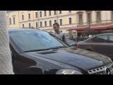 Пикап. Знакомство с девушкой на машине. Питерская бизнес-вумен :)